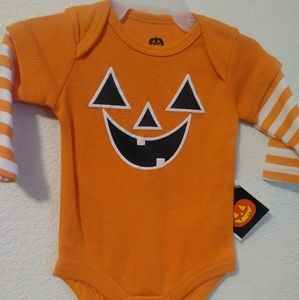 💥2 For $20💥 Halloween Creeper Unisex Newborn